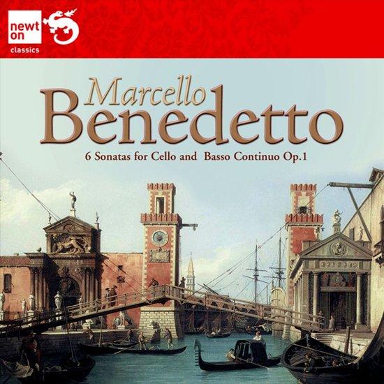 Benedetto; 6 Sonatas For Cello