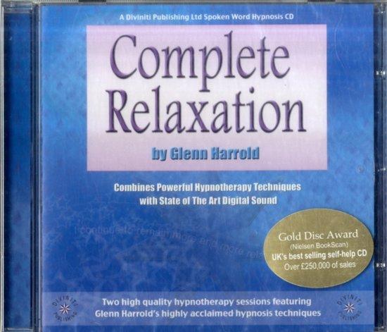 bol com   Complete Relaxation   9781901923216   Glenn