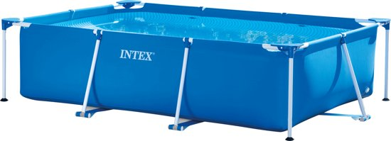 Intex  Frame Pool 28272NP 300 x 200 x 75cm - Zwembad