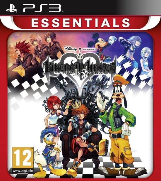 Kingdom Hearts HD 1.5 Remix (Essentials) (PS3)