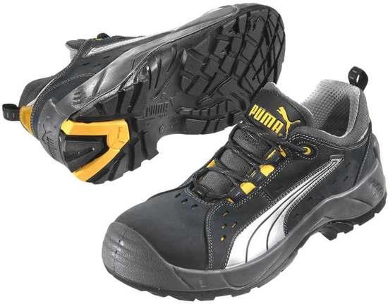 Puma Werkschoenen Aanbieding.Bol Com Veiligheidsschoenen Werkschoenen Puma 64 067 0 Blauw