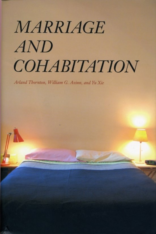 """marriage and cohabitation The """"cohabitation effect"""": the consequences of premarital cohabitation psych pingback: is living together before marriage better 