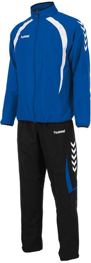 Hummel Team Micro Suit - Trainingspak - Blauw kobalt