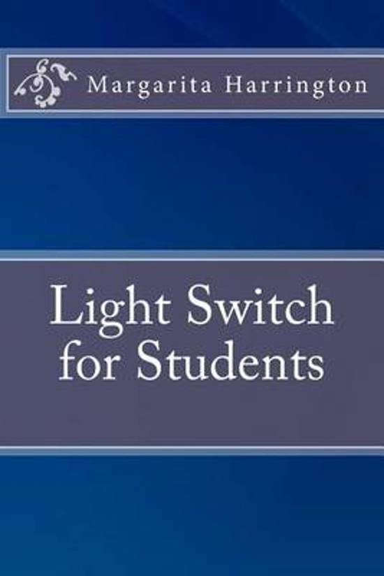 Light Switch for Students