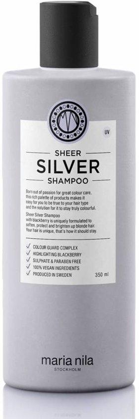 Maria Nila Sheer Silver Shampoo 350 ml.