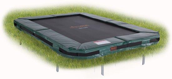 Avyna PRO-LINE InGround trampoline 234 (340x240) Groen