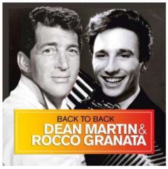 Dean Martin & Rocco Granata Back T