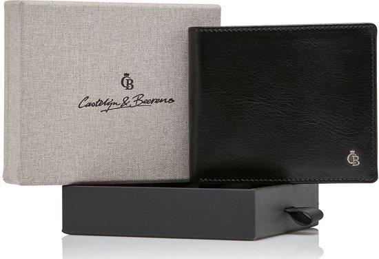 195d726ca67 Castelijn & Beerens giftbox billfold mens' wallet RFID zwart | 80 ...