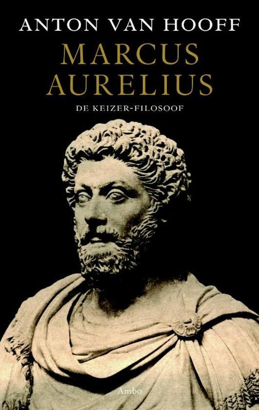 Boek cover Marcus Aurelius van Anton van Hooff (Paperback)
