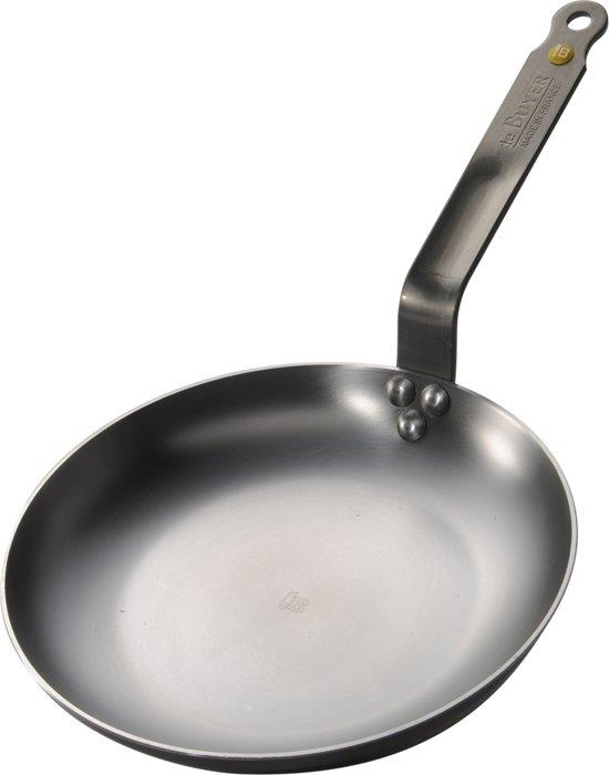 De Buyer Mineral B Omeletpan à 24 cm