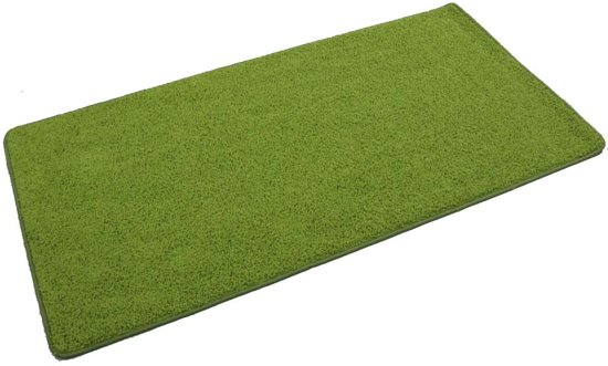 Tapijtkeuze Karpet Batan - Lichtgroen - 160 x 230 cm