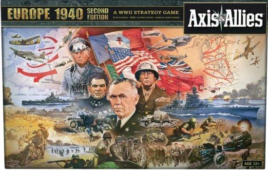 Axis & Allies Europa 1940