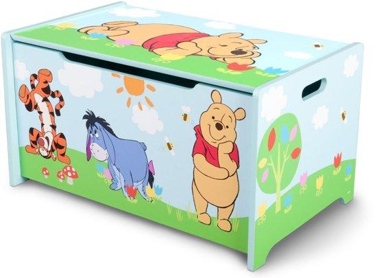 Speelgoedkist Winnie the Pooh