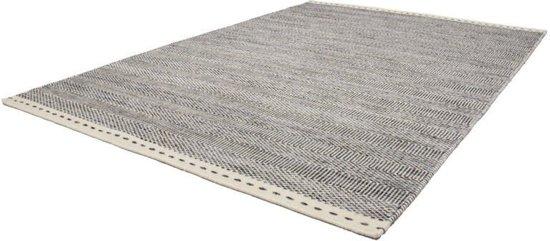 Obsession Jaipur Wollen Vloerkleed 160x230 Grijs