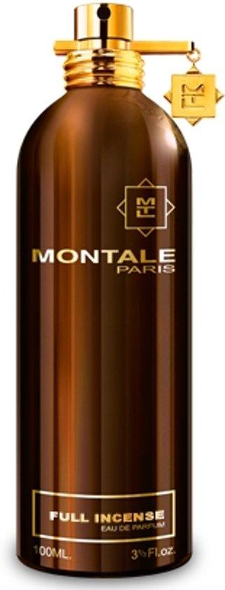 Montale FULL INCENSE Vrouwen 100ml eau de parfum