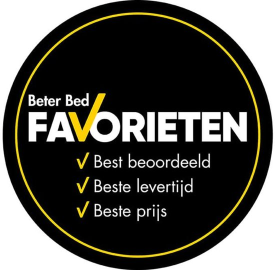 Beter Bed Select pocketveermatras Gold Pocket Deluxe Gel