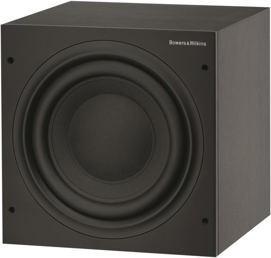 Bowers & Wilkins ASW610 Zwart