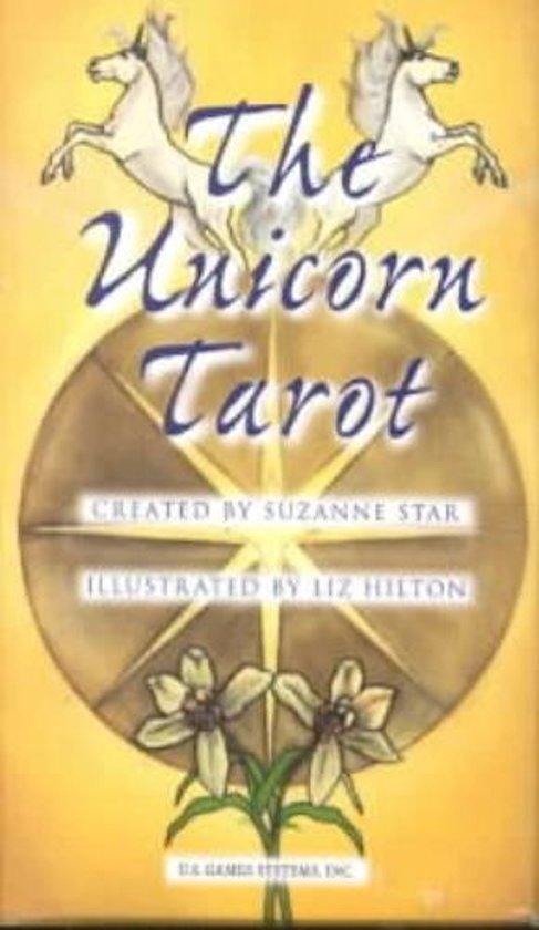 Afbeelding van het spel The Unicorn Tarot: 78-Card Deck