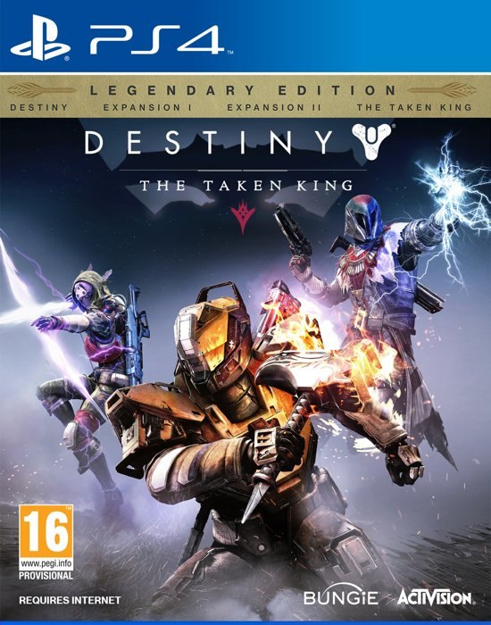 Destiny: The Taken King - Legendary Edition - PS4 kopen