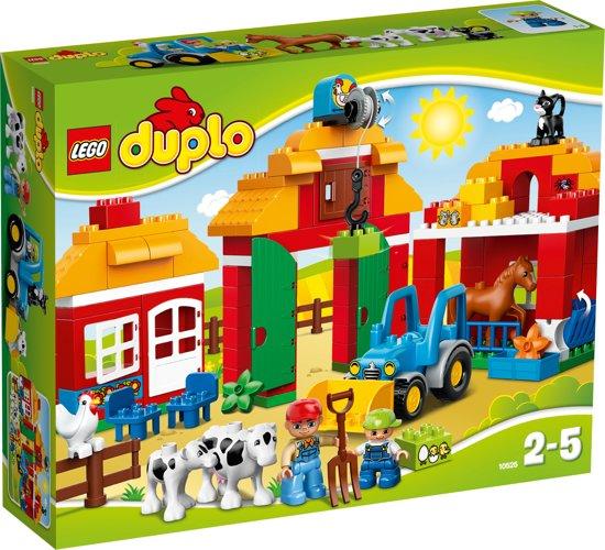 LEGO DUPLO Grote Boerderij - 10525