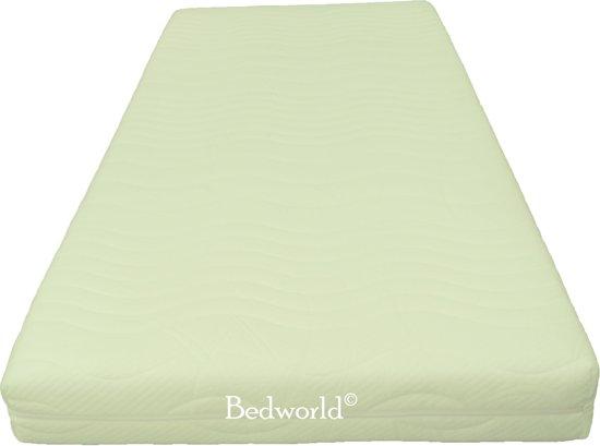Bedworld Comfortschuim Guus - Matras - 80x200x14 - Harder ligcomfort