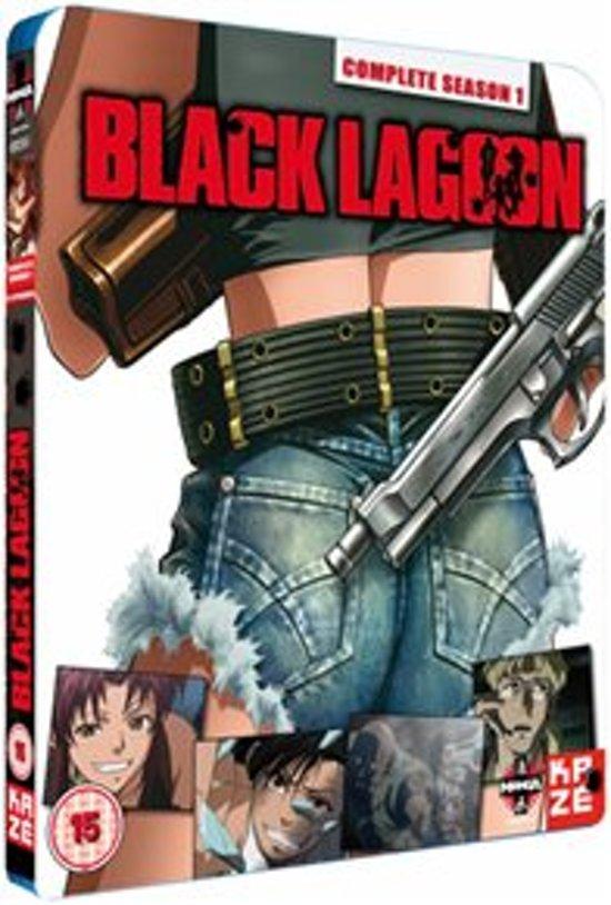Zwarte lagune Revy Porn