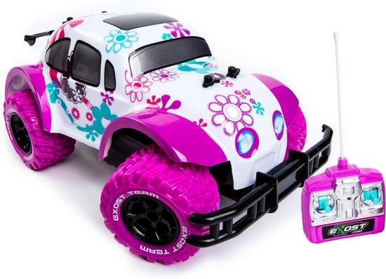 echt goedkoop beter innovatief ontwerp Silverlit Exost RC Girls Buggy Pixie - Bestuurbare Auto