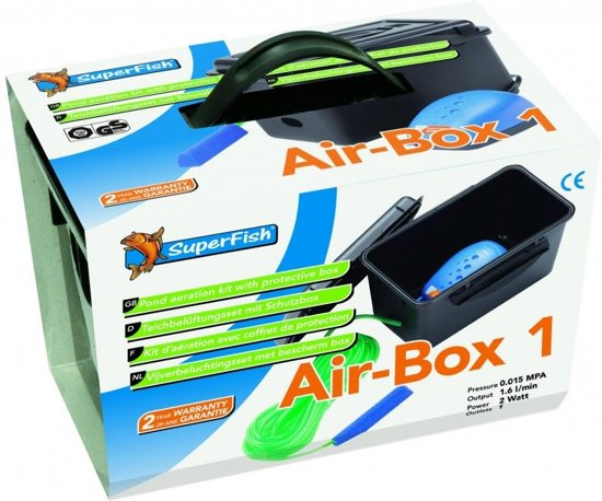 Superfish Air-box Nr.1