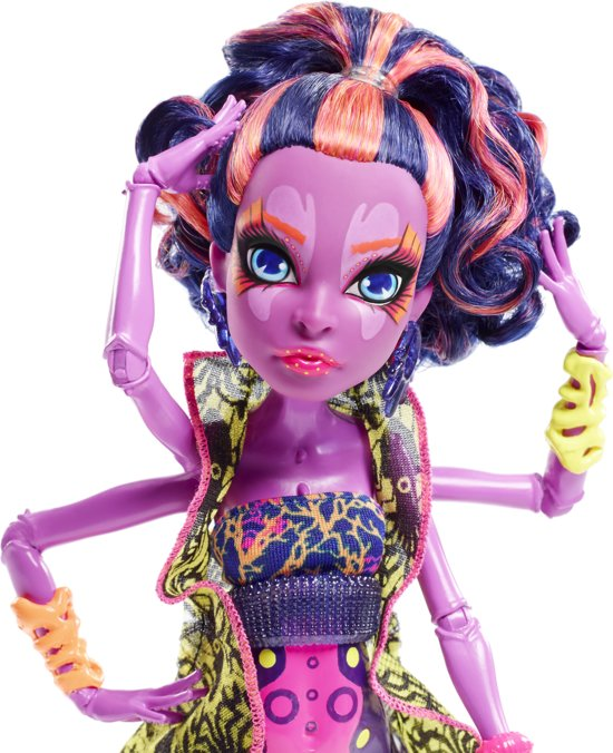 Monster High - Groot Griezelrif Kala Mer'ri - Modepop