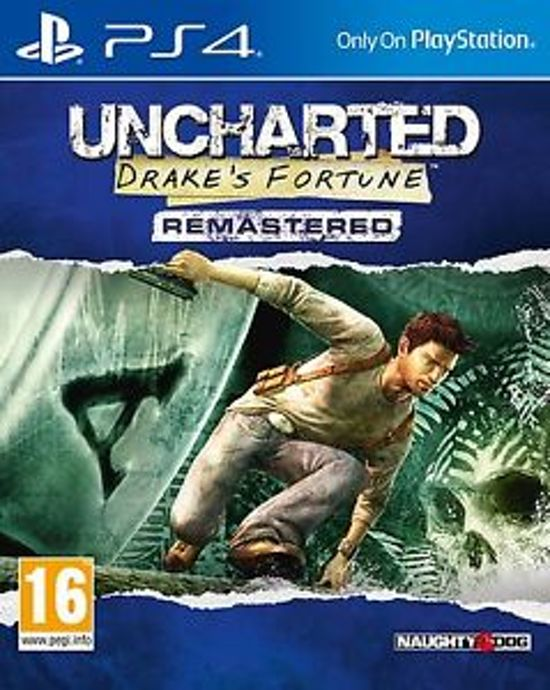 Uncharted: Drake's Fortune Remastered /PS4 kopen