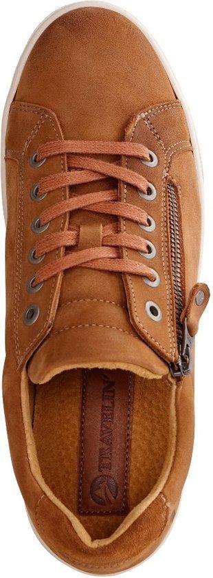 Sneakers Nubuck 39 Maat Cognac Dames Roanne Travelin q65tg