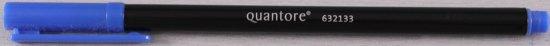 Fineliner quantore 0.4 mm blauw