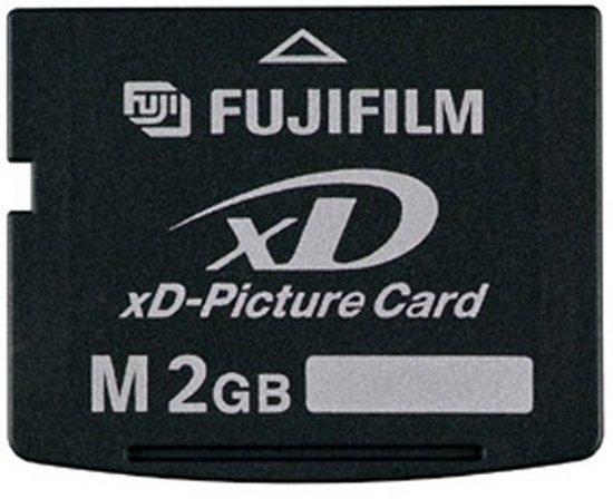 Bolcom Fujifilm Xd Picture Card 2gb Type M