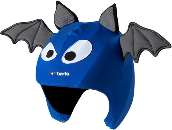 Barts Helmet Cover 3D Little Bat - Skihelm Cover - Blauw 515bdcbe624