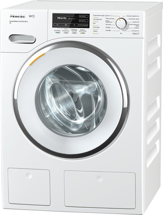 Miele WMH 122 WPS - Wasmachine - White Edition