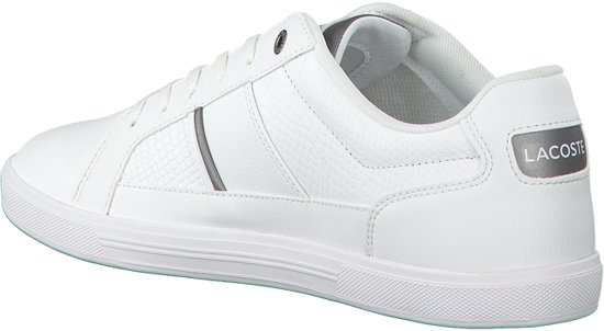 417 Lacoste 1 Wit Maat44 Sneakers Europa 7rYrqFw5