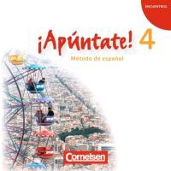 ¡Apúntate! 04. CDs