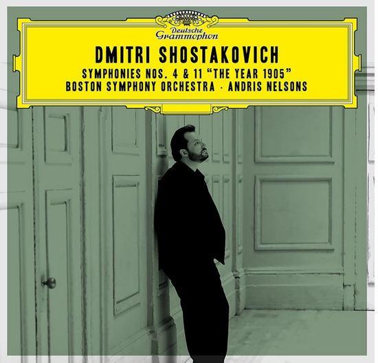 Shostakovich: Symphonies Nos. 4 & 1