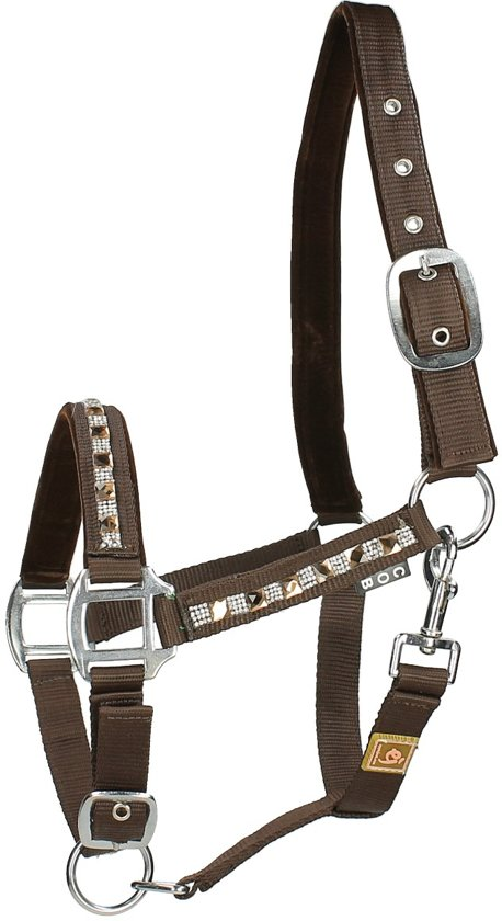 Epplejeck Halster  Royal Diamond - Brown - full