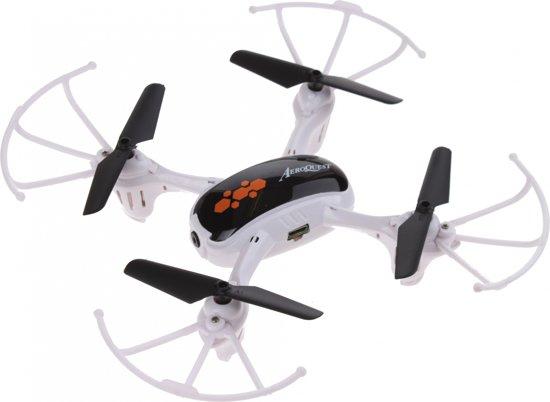Mini - Drone met Camera 16 X 16 cm Wit