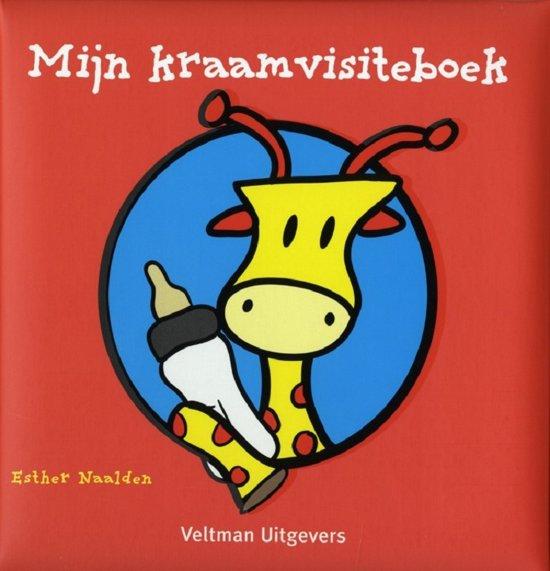 Kinderboeken Veltman - Mijn kraamvisiteboek