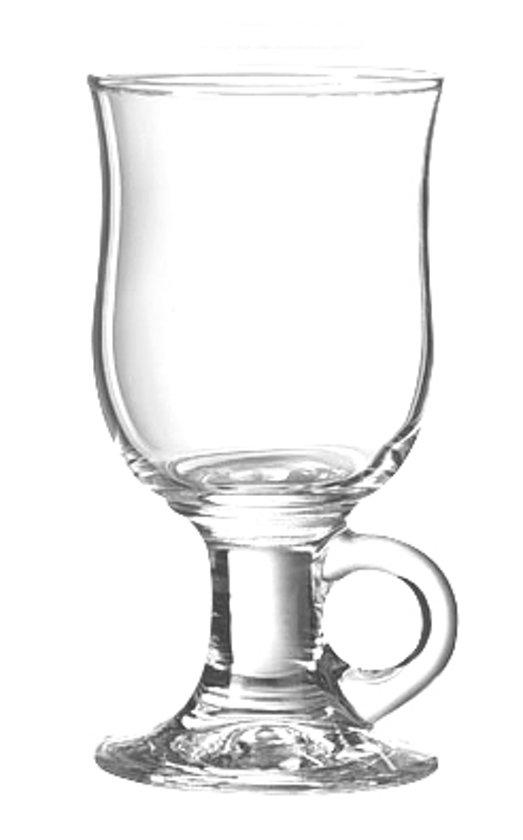Arcoroc Mazagran Irish Coffeeglas - 24 cl - 6 stuks