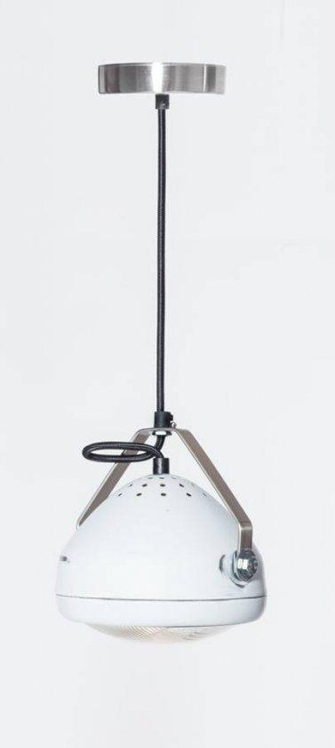 Het Lichtlab No.5 - Hanglamp - Wit