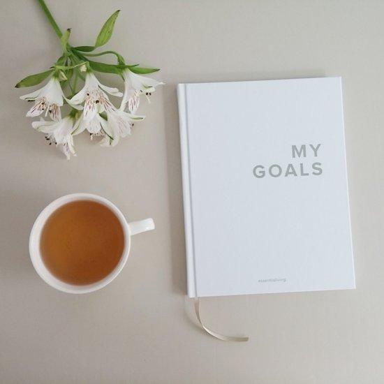 essentialiving 'my goals' werkboek