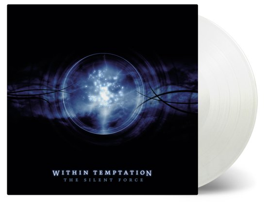 CD cover van The Silent Force -Coloured- (LP) van Within Temptation