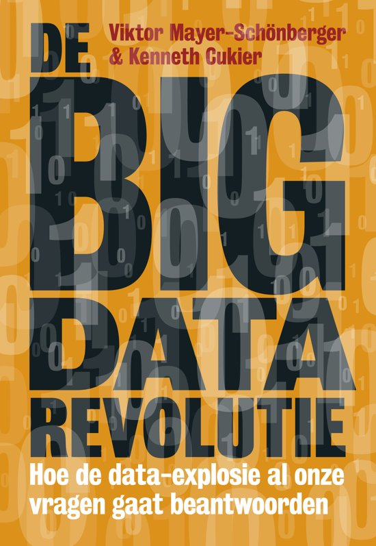De big data revolutie