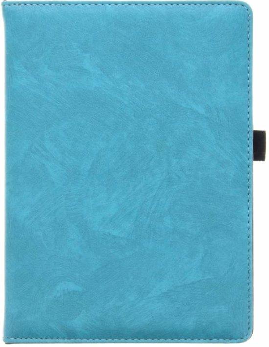 Luxe Turquoise Façonnée Livre Pour Aura Kobo H2o Édition 2 cDMYA