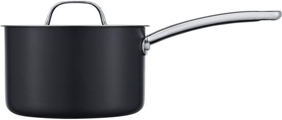 """MasterChef Hard Anodised Steelpan à 16 cm """