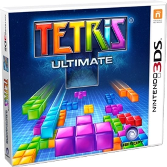 Tetris Ultimate - 2DS + 3DS