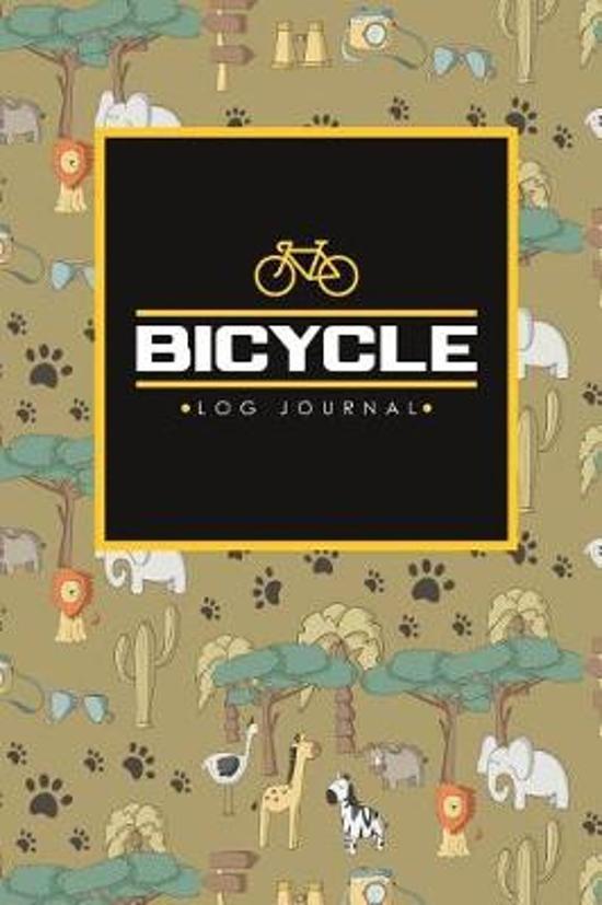 Bicycle Log Journal